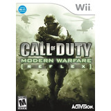 Call Of Duty Modern Warfare Reflex - Nintendo Wii
