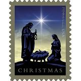 Natividad Usps Forever First Class Postage Stamp Estados