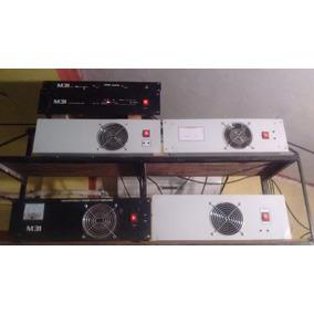 Equipo De Transmisión Radio Fm 1000w