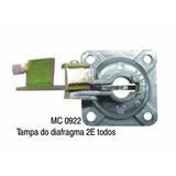 Tampa Diafragma Aceleração Carburador 2e/ 3e Vw/ Gm/ Ford