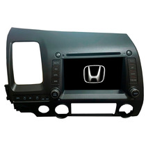 Central Multimídia Honda Civic 2007 2008 2009 2010 2011