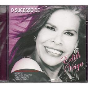 Cd Edith Veiga - O Sucessos De