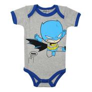 Pañalero Mini Batman Volador Ciudad Original Dc Comics 26846