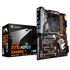 Motherboard Gigabyte Z370 Aorus Gaming 7 Intel Mexx