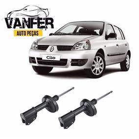 Par Amortecedor Dianteiro Renault Clio 1.0 2000 A 2011