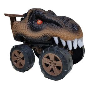 Carrinho Dinossauro De Brinquedo Infantil Brinquedo Meninos