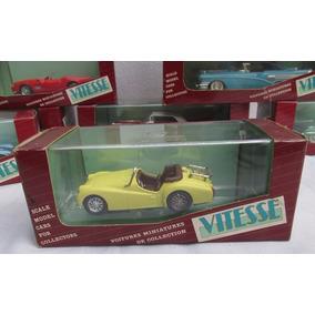 Antiguo Triumph Tr3a (1958-61), Vitesse 1/43 C/caja, Gotech