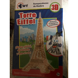 Rompecabezas Torre Eiffel, 3d