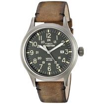 Reloj Timex Expedition Caballero Wr 50 M Luz Indiglo