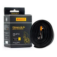 Câmara De Ar Pirelli Mtb Aro 27,5 Válvula Presta 48mm (fino)