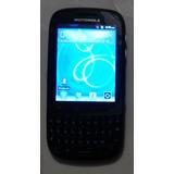Motorola Spice Key Xt316 At&t Android