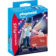 Playmobil Muñeco Mago Varita 70156 Special Plus Ink Edu Full