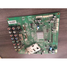 Placa Principal Tv Powerpack Isdbtv42