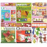 Revistas Origami - Lote Com 6 - Novas !