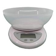 Balanza De Cocina Digital Kanji Home Kjh-cb05 Máx.5kg + Bowl