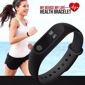 Bracelete Monitor Cardíaco Para Sports Corridas Top Elegante