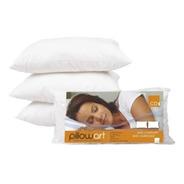 Almohada Cdi Pillow Art 90x50 Percal 144 Hilos
