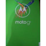 Motorola Moto G5 Xt1670 32gb Original Libre Nuevo En Caja