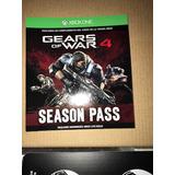 Season Pass De Gears Of War 4
