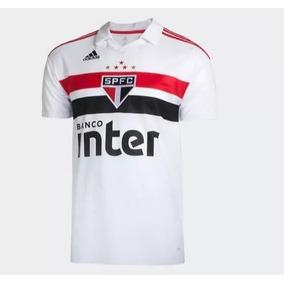 c6d7f88acd Nova Camisa Do São Paulo Fc 2018 2019 Oficial Tricolor