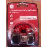 Cable Usb Para Iphone, Ipod Y Ipad