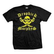 Remera Dropkick Murphys  Pirate