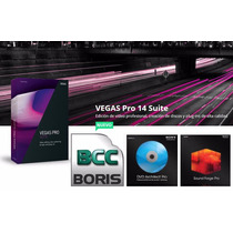 Sony Vegas 14 Pro Suite, La Version Mas Completa X Descarga
