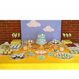 Mesa Dulce Completa Con Torta Para Baby Shower Promo!!