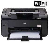 Impressora Hp Laserjet 1102w Wi-fi Tonner 110v
