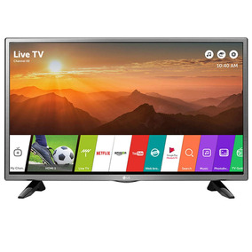 Smart Tv 32 Hd Lg Lj600b