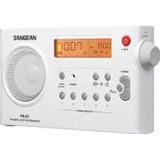 Sangean Pr-d7 Am / Fm Digital Recargable Radio Portátil - Bl