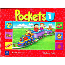 Pockets 1 Student Book First Ed. - Mario Herrera / Longman