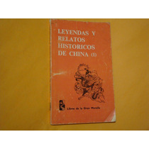 Wei Tang, Leyendas Y Relatos Históricos De China (1), Libros