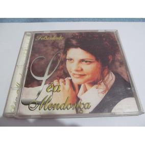 Cd Léa Mendonça - Felicidade - Relíquia Mk