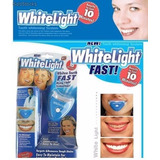Kit Blanqueamiento Dental White Light. Facil Aplicación