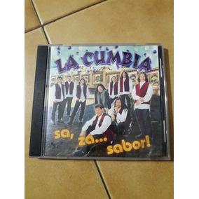 Cd Original La Cumbia Sa Za Sabor ! 1998
