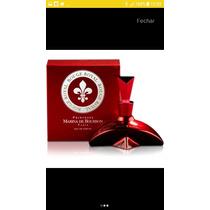 Perfume Rouge Royal Marina De Bourbon 100 Ml ( Original)