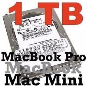 Disco Rigido 1t Para Macbook / Pro Mac Mini