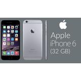 Iphone 6 32 Gigas Space Gray 1 Ano De Garantia Apple Anatel
