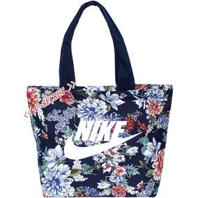 Bolsa Nike Média Feminino Estampada Florais + Brinde