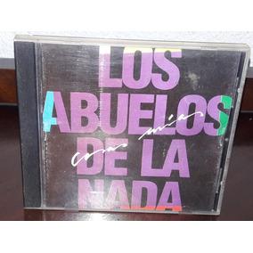 Cd Los Abuelos De La Nada Cosas Mías - 2º Ed. Interdisc 1994