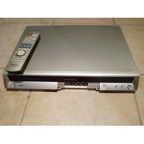 Dvd Grabador Panasonic Dmr -es 10 Multiformato