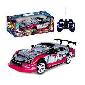 Carro Controle Remoto Drift Adrenalina 5 Funções