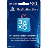 Tarjetas De Psn Playstation Network - $20 Dolares.