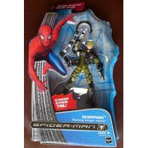 Spider-man Scorpion Slashing Stinger Attack!
