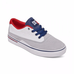 Tenis Dc Shoes Casuales Youth Sultan Adbs300077 Grw Piel