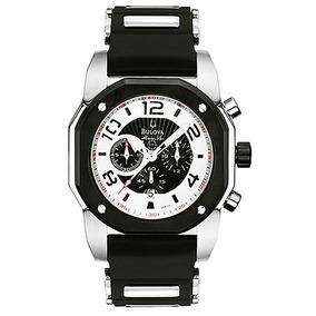 Relógio Bulova Marine Star Masculino Wb31041p.