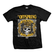 Remera The Offspring  Ixnay