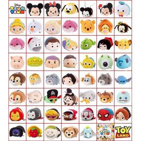 Peluche Tsum Tsum Mini Original Disney Store Varios Modelos