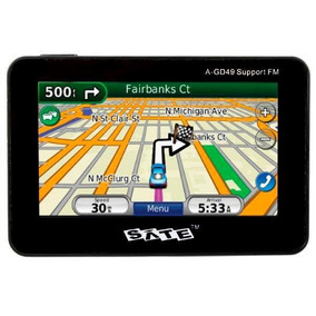Gps Satellite A-gd49 4.3 +map Int